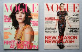 Vogue Magazine - 2010 - August